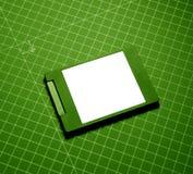Azionamento semi conduttore veloce moderno dello SSD Fotografia Stock Libera da Diritti