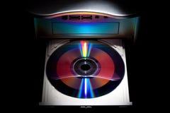 Azionatore del disco del calcolatore immagini stock libere da diritti