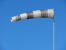 Azione del vento Fotografia Stock Libera da Diritti