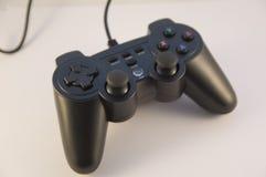 Azione di playstation del regolatore del gioco del PC immagine stock