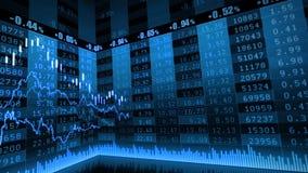 Azione Market_071 illustrazione di stock