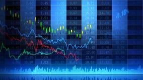 Azione Market_073 illustrazione di stock