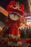 Celebrazioni cinesi dell'nuovo anno - Bangkok - Tailandia immagine stock