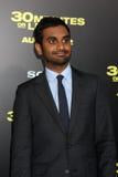 Aziz Ansari Fotografia de Stock Royalty Free