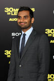 Aziz Ansari Stock Photo