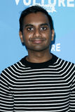 Aziz Ansari. NEW YORK, NY - MAY 21: Aziz Ansari attends the `Aziz Ansari: In Conversation` panel during the 2017 Vulture Festival at Milk Studios on May 21, 2017 Stock Photo