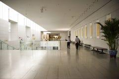 Azja chińczyk, Pekin, Chiny Ogrodowy muzeum, salowa powystawowa sala Fotografia Stock