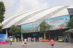 AZJA, CHINY, Shenzhen zamorskiego chińczyka Wschodnia grodzka turystyka i urlopowa strefa, Zdjęcie Royalty Free