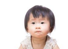 Azja dziewczynka obrazy royalty free