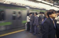 AZJA JAPONIA TOKIO Zdjęcia Stock