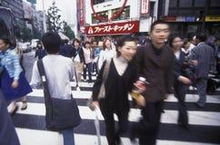 AZJA JAPONIA TOKIO Obrazy Royalty Free