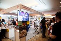 Azja Kawaii sposób w Anime festiwalu Azja, Indonezja - 2013 Zdjęcie Royalty Free