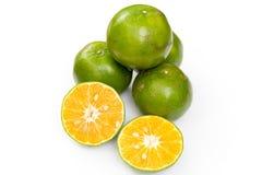Azja pomarańcze Zdjęcia Royalty Free