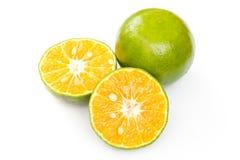 Azja pomarańcze Obrazy Stock