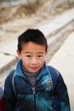 Azja potomstw chłopiec obrazy stock
