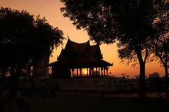 AZJA TAJLANDIA BANGKOK Zdjęcie Royalty Free