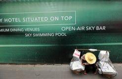 AZJA TAJLANDIA BANGKOK miasta ludzie Zdjęcia Stock