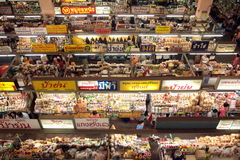 AZJA TAJLANDIA CHIANG MAI rynek Obraz Stock