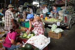 AZJA TAJLANDIA CHIANG MAI rynek Zdjęcie Royalty Free