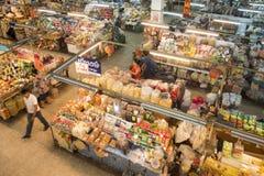 AZJA TAJLANDIA CHIANG MAI TALAT WAROROT rynek Obrazy Stock