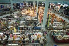 AZJA TAJLANDIA CHIANG MAI TALAT WAROROT rynek Zdjęcia Royalty Free