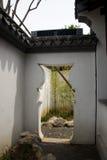 Azjata Chiny, antykwarscy budynki, szpital obraz royalty free
