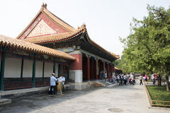 Azjata Chiny, Pekin lato pałac, Pai yun dian Obrazy Royalty Free