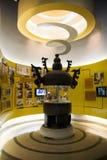 Azjata Chiny, Pekin, Porcelanowego obywatela filmu Museumï ¼ ŒIndoor powystawowa sala, Obrazy Royalty Free