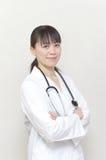azjata kobieta doktorska ładna Fotografia Stock