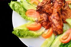 Azjata Stylowy kurczak Obrazy Stock