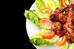 Azjata Stylowy kurczak Fotografia Royalty Free