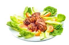 Azjata Stylowy kurczak Zdjęcia Royalty Free