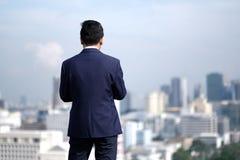 Azjatyccy Biznesmeni zdjęcie stock
