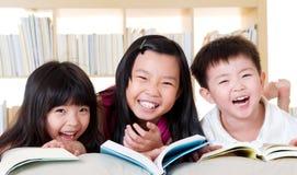 Azjatyccy dzieciaki Zdjęcie Stock