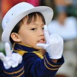 Azjatycka chłopiec zdjęcia stock
