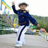 Azjatycka chłopiec zdjęcie royalty free
