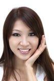 Azjatycka dziewczyna Obraz Stock