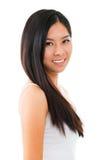 Azjatycka dziewczyna Obrazy Royalty Free