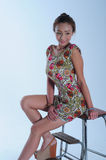 Azjatycka dziewczyna Zdjęcia Stock