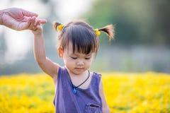 Azjatycka dziewczyna Obrazy Stock