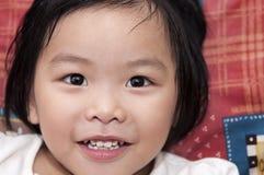 Azjatycka dziewczyna zdjęcie stock
