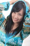 Azjatycka kobieta Obraz Royalty Free