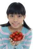 Azjatycka młoda dziewczyna obrazy stock