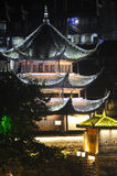 Azjatycka Pagodowa Fenghuang wioska Chiny Obrazy Royalty Free