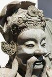 Azjatycka statua w Wacie Pho Obrazy Royalty Free