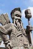 Azjatycka statua w Wacie Pho Obrazy Stock