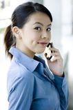 Azjatycki Biznes Fotografia Stock
