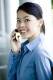 Azjatycki Bizneswoman Zdjęcie Royalty Free
