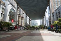 Azjatycki chińczyk, Pekin, nowożytny jest pałac, velarium Fotografia Royalty Free