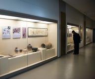 Azjatycki chińczyka, Pekin, kobiet i children muzeum, Salowa powystawowa sala Obrazy Royalty Free